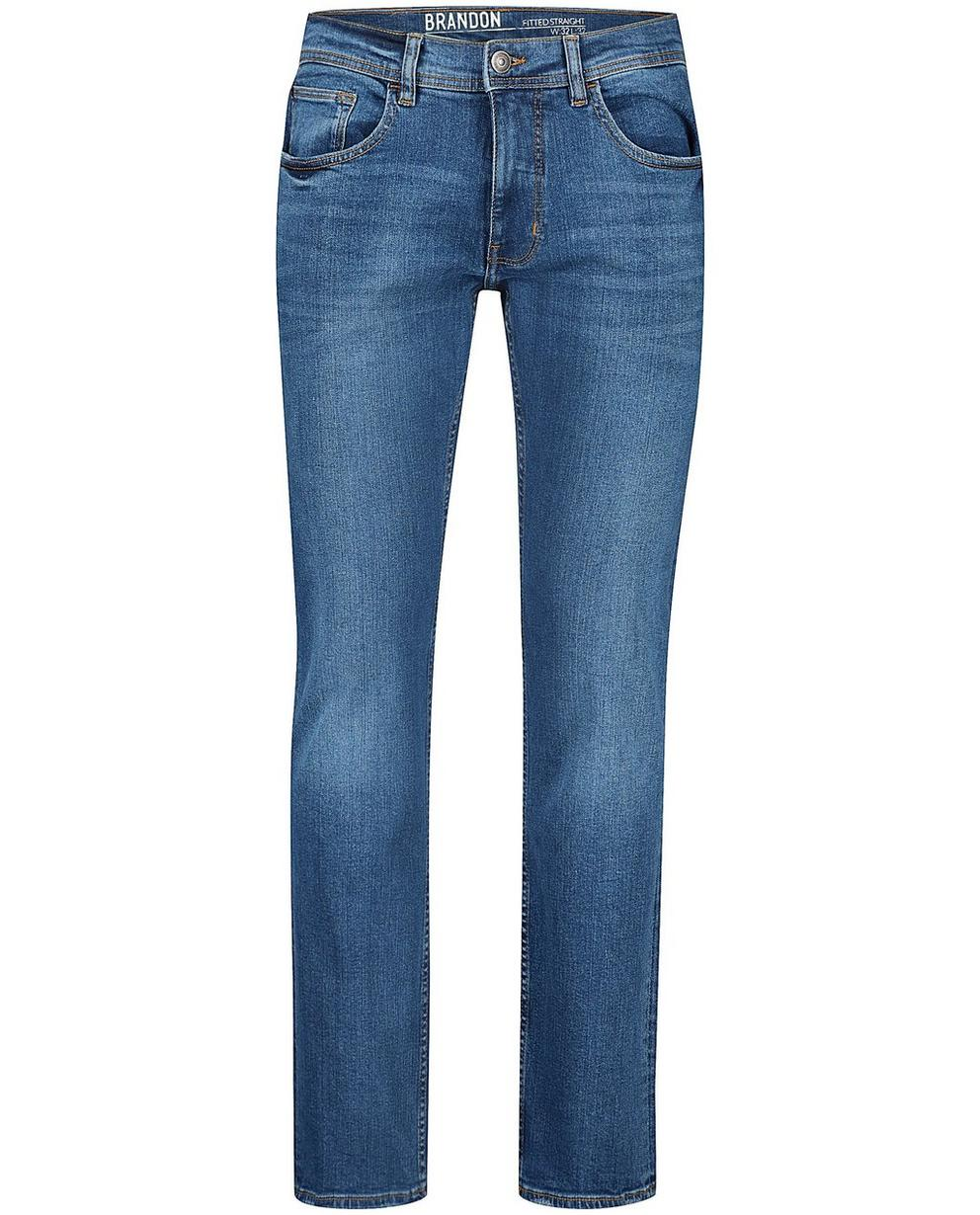 Jeans - aqua - Jeans fitted straight